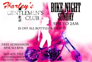 2014 harleys gentlemans decatur bike night flyer